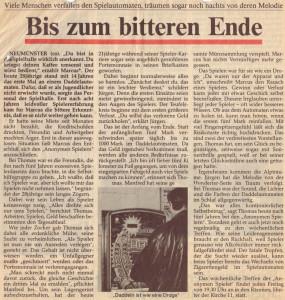 Holsteinischer Courier vom 26.02.1992
