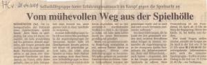 Holsteinischer Courier 21.04.2001