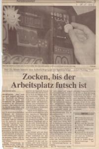 Holsteinischer Courier vom 08.05.2001
